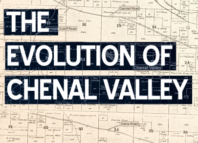 Looking Back on Looking West: The Evolution of Chenal Valley