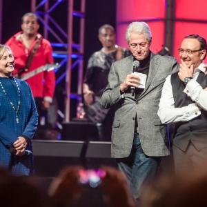 PHOTOS: Clinton Library's 10th Anniversary Celebration