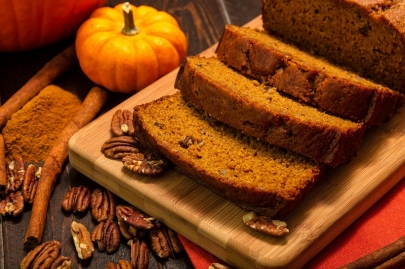 Recipe Files: Grandma Betty's Crazy Good Pumpkin-Applesauce Bread