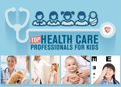 2015 Top Health Care Professionals for Kids
