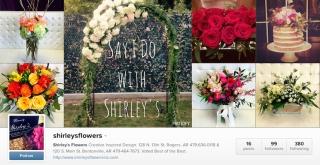Instagram Love: Shirley's Flowers