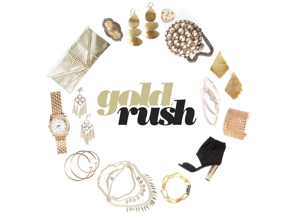 Gold Rush Jewels Soiree December 2014