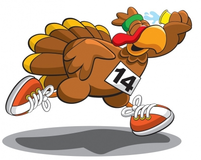 Turkey Burn: Fun Ways to Work off Thanksgiving Dinner