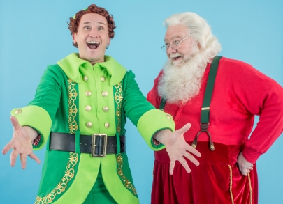 'Elf' Musical Making Mirth This Month at The Rep