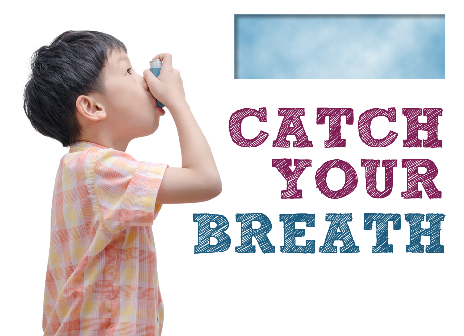 Learning To Inhale Asthma Management Tips For Children Little Rock Family
