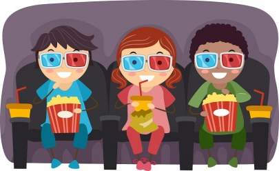 4 Family Flicks at CALS Ron Robinson Theater