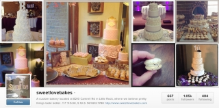 Instagram Love: Sweet Love Bakes