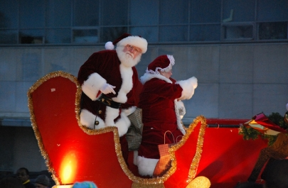 Parade Passion: 8 Christmas Parades in Central Arkansas
