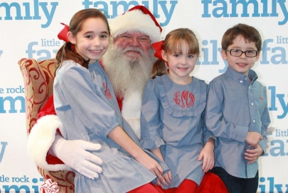 Photo Album: Elf Little Rock Family Day at The Rep