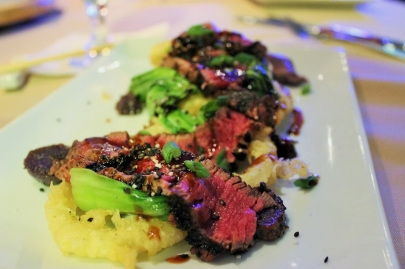 The Dish: Beef Tenderloin at Kemuri