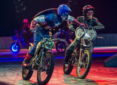 10 Events for Weekend Fun: Marvel Universe Live, Arcade Contest and Eagle Activities