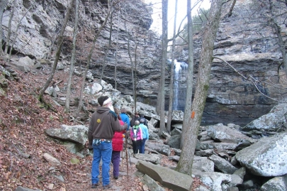 Active Families: First Day Hikes in Arkansas