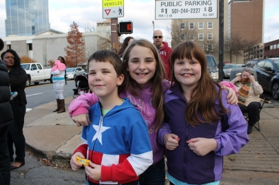 Photo Album: Big Jingle Jubilee Holiday Parade in Downtown Little Rock