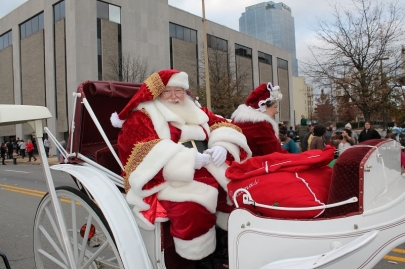 8 Christmas Parades in Central Arkansas