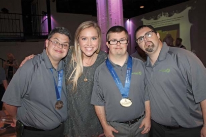 Special Olympics Arkansas Charity Olive Hour