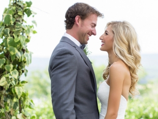 Real Little Rock Wedding: Sydney Selman of Monticello & Ryan Smith of Springdale