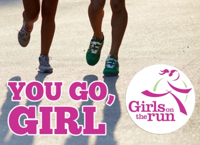 Girls on the Run Takes to the Pavement in Central Arkansas
