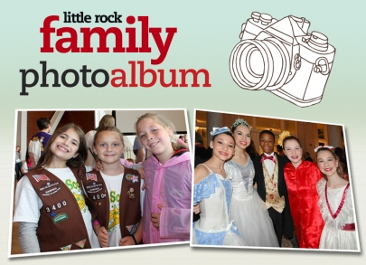 Family Gatherings: Capital Hotel Christmas Tree Lighting & Girl Scouts Round Up