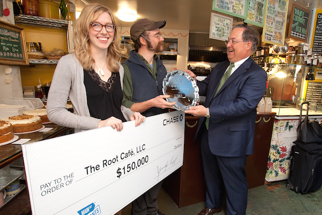 The Root Café Gets $150K Grant from JPMorgan Chase Bank