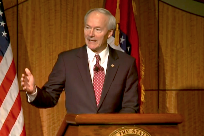 Asa Hutchinson Shrinks the 'No' Caucus on Medicaid (Andrew DeMillo Analysis)