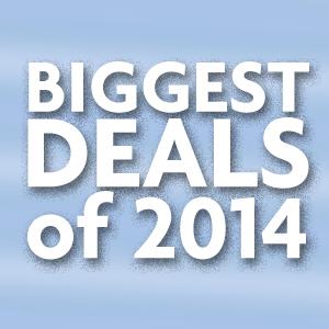Arkansas' Biggest Deals of 2014 Soar While Value Slips