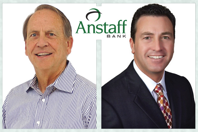 Newly Renamed Anstaff Bank Plans Growth