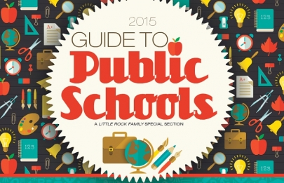 Little Rock Family's 2015 Guide to Public Schools