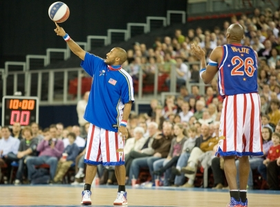 Harlem Globetrotters 'Amazing Feats of Basketball' Tour Coming to Verizon Arena