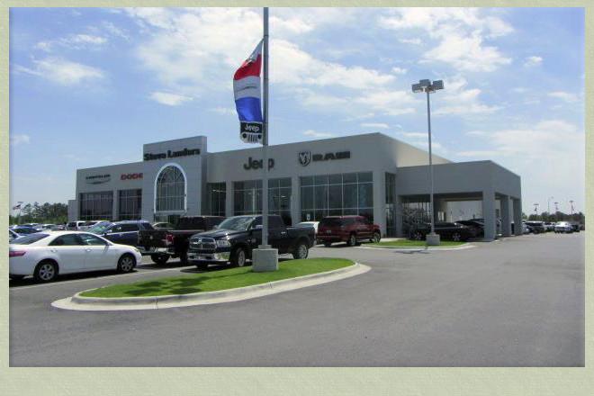 Steve Landers Chrysler Dodge Jeep Ram Dealership At 401 Col. Glenn Plaza  Loop. (Pulaski County Assessor)