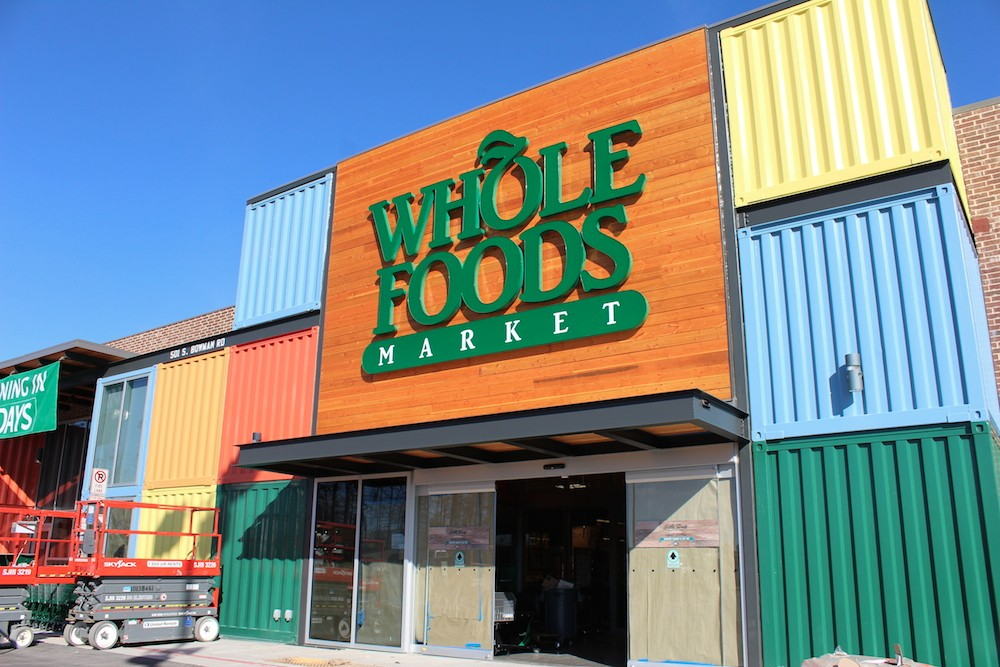 Whole Foods Little Rock New Location