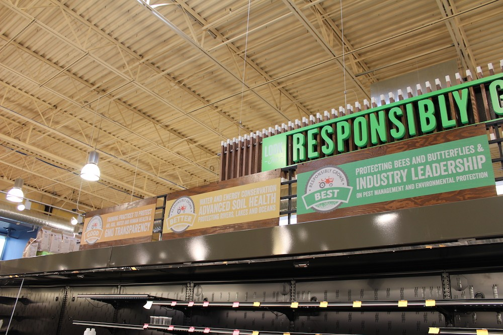 Sneak peek new whole foods market little rock opens feb for Whole foods fish on sale this week