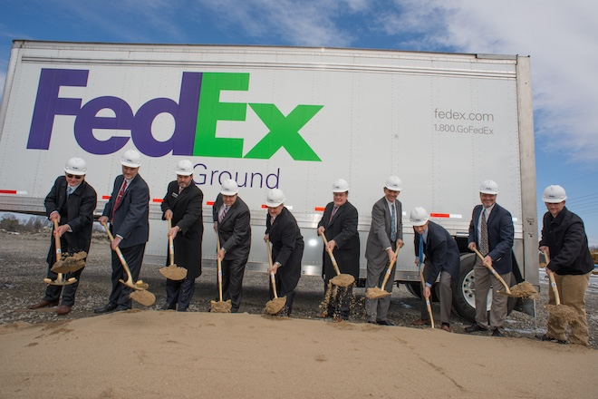 FedEx Ground Distribution Center in Little Rock to Employ 160