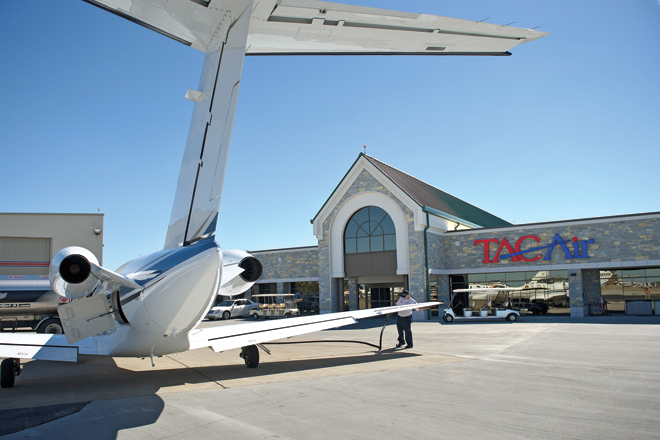 TAC Air to Build New Terminal at Little Rock Airport
