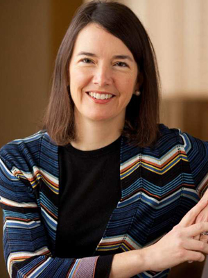 Walmart Foundation's Kathleen McLaughlin to Deliver 'Food for Thought' at UA