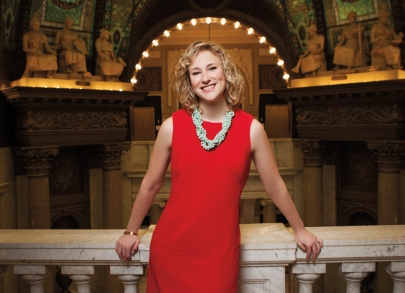 Vanessa McKuin Finds Sense of Place Preserving Arkansas' Rich Architectural Heritage