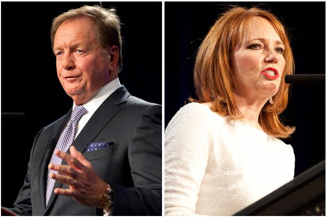 Cameron Smith, Karen Fetzer Named Top Executives at Arkansas Business of the Year Awards