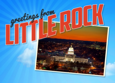 Greetings From Little Rock: Spend Spring Break As A Tourist in Your Own Town