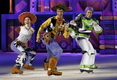 Tickets on Sale for Disney On Ice Worlds of Fantasy at Verizon Arena