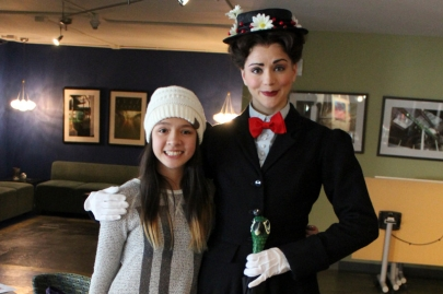 Photo Album: Mary Poppins Little Rock Family Day at The Rep