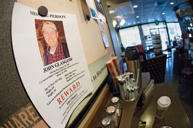 10 Years Later, Investigation of Glasgow Disapperance 'Still Open and Ongoing'