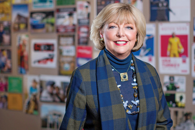 Millie Ward of Stone Ward on 40 Years in Advertising