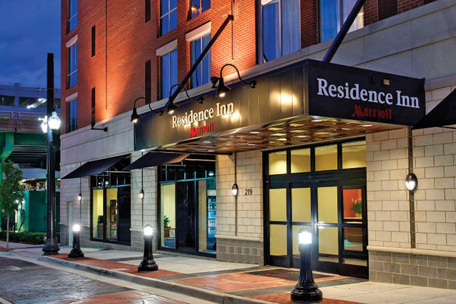 Downtown Residence Inn Draws $17.5 Million Sale (Real Deals)