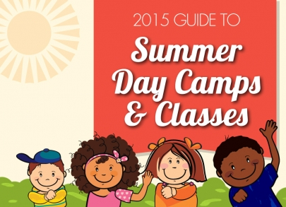 2015 Little Rock Family Guide to Summer Day Camps & Classes