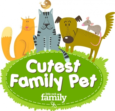 Vote for Little Rock Family's Cutest Family Pet!
