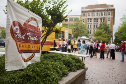 Here's the Season's First Food Truck Friday Lineup
