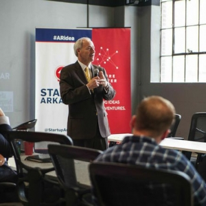 Asa Hutchinson Wants More Private Venture Capital in Arkansas