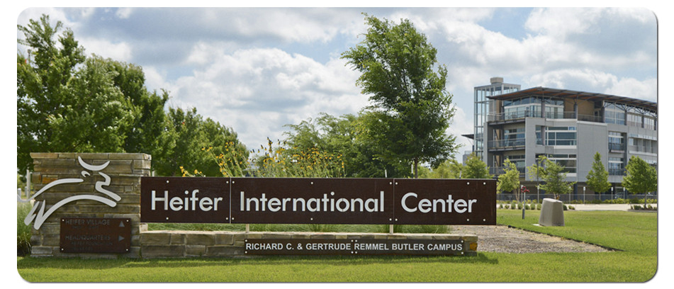 Heifer International Headquarters Tour