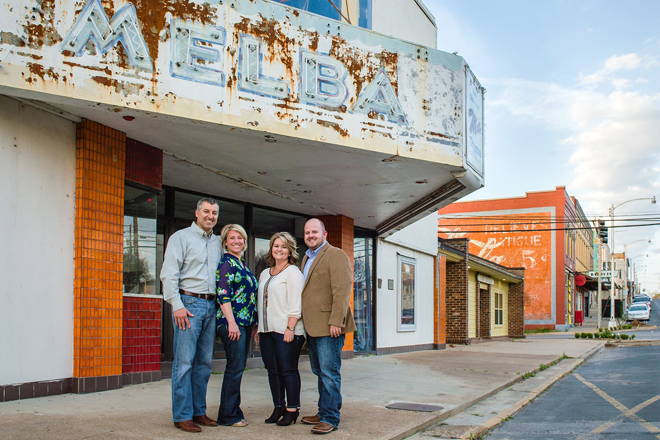 New Owners Reviving Batesville's Melba Movie Theater