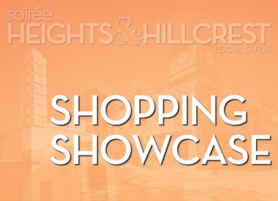 Shopping Showcase: 18 Retail Favorites in The Heights & Hillcrest