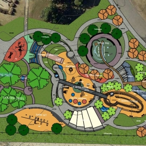 MacArthur Park in Planning Stages for New Accessible Playground